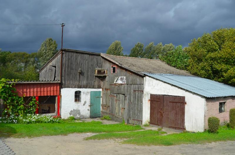 Polish farm