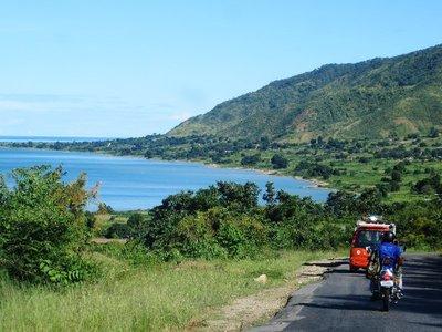 Lake Malawi below Livingstonia