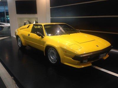 Lamborghini Giallo