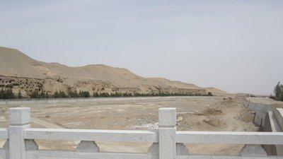 Dunhuang, Gansu, China - 10-6-2014 05-10-26