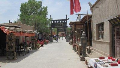 Dunhuang, Gansu, China - 9-6-2014 07-32-09