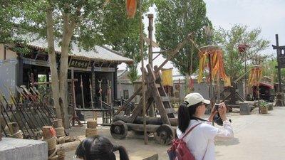 Dunhuang, Gansu, China - 9-6-2014 07-36-08