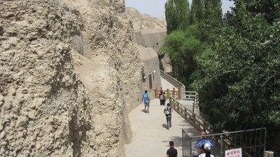Dunhuang, Gansu, China - 9-6-2014 08-26-14
