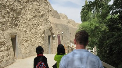 Dunhuang, Gansu, China - 9-6-2014 08-26-42