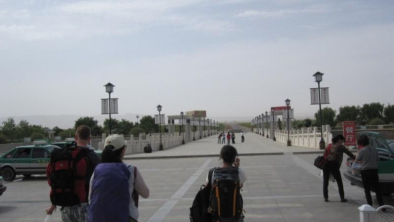 Dunhuang, Gansu, China - 9-6-2014 03-50-57