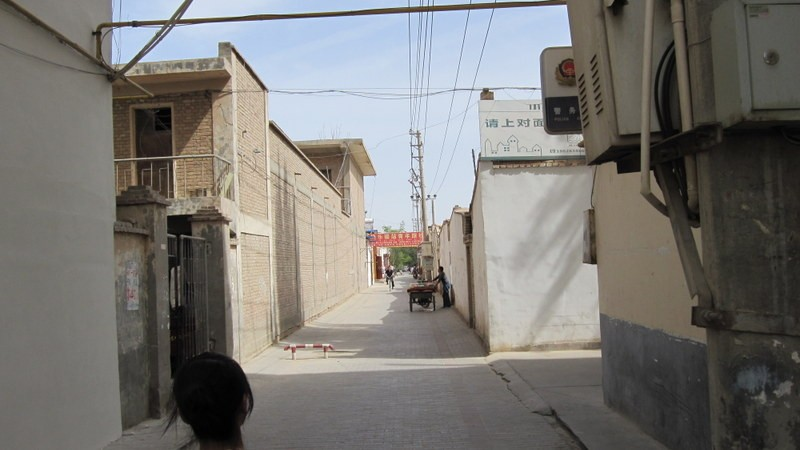 Dunhuang, Gansu, China - 9-6-2014 04-09-42