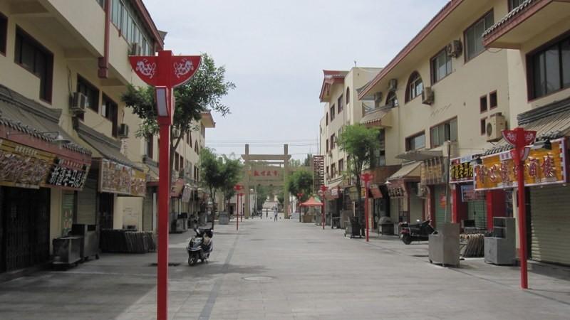 Dunhuang, Gansu, China - 9-6-2014 05-51-20