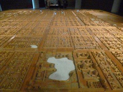 Chang'an 's 1 million Tang dynasty city