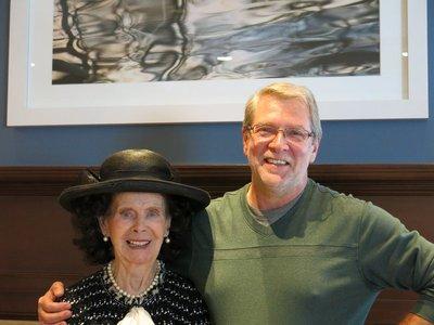 Bernice & Tim
