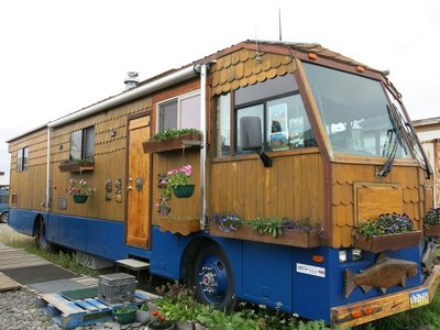 Homemade RV