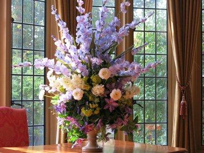 flowers, Casa Loma