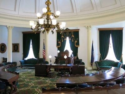 The Senate Chamber