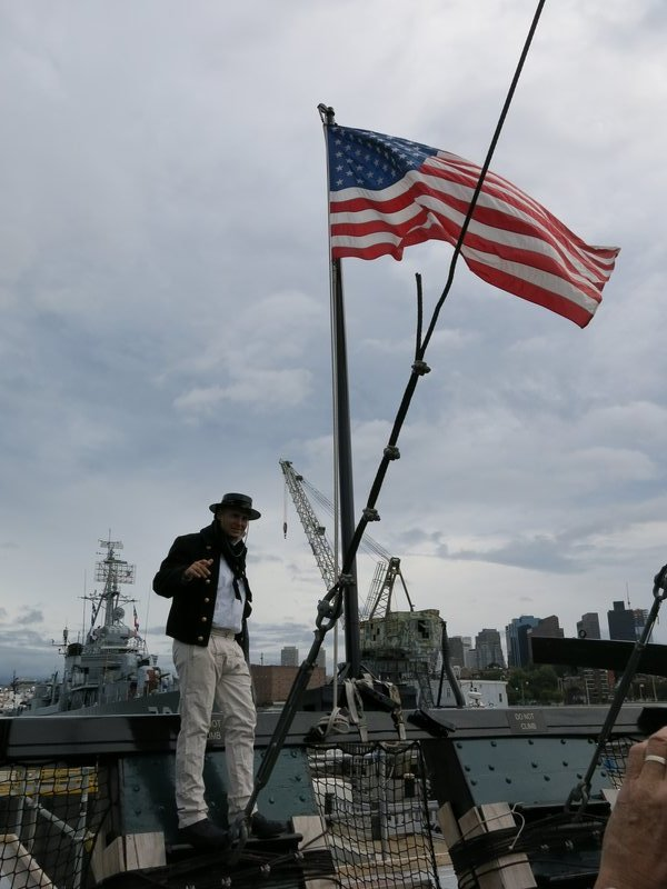 Guide on USS Constitution