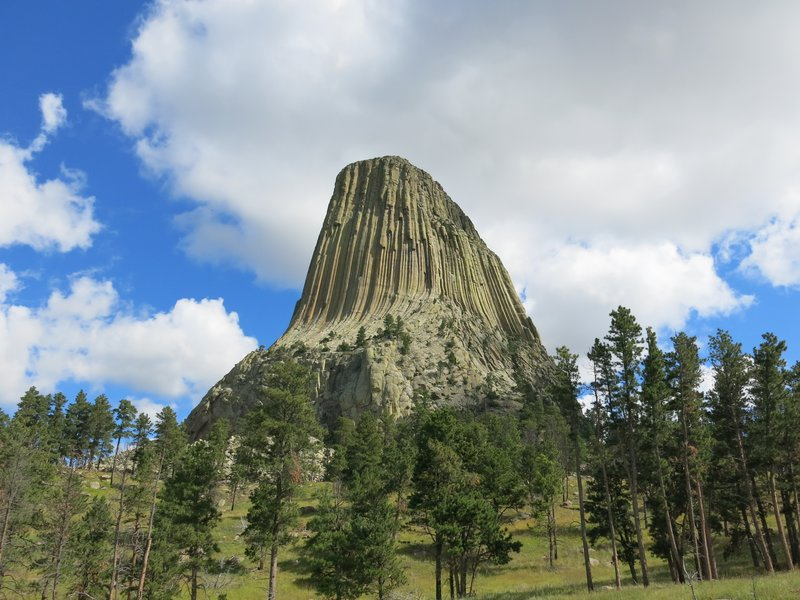 Devils Tower National Monument, Montana