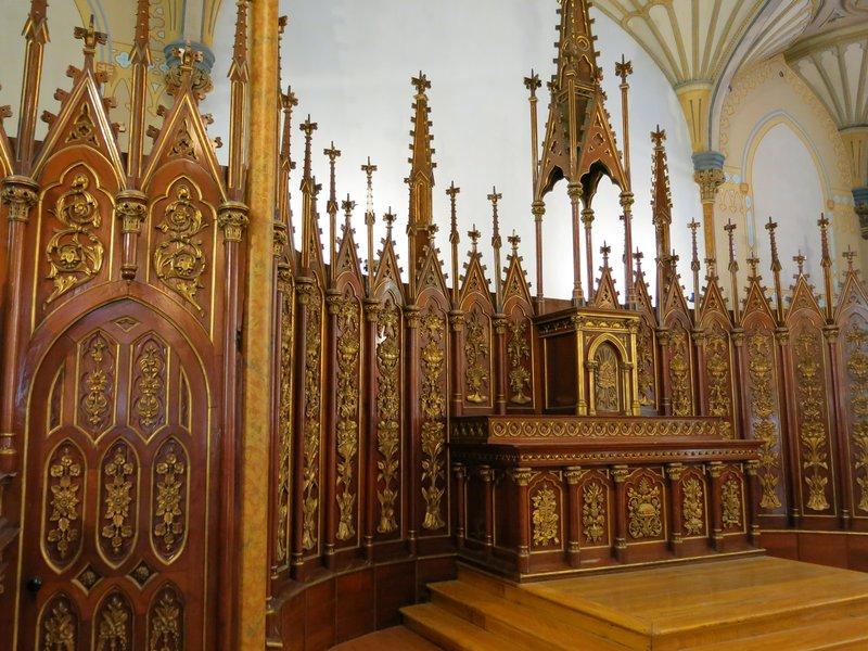 Rideau Street Convent Chapel