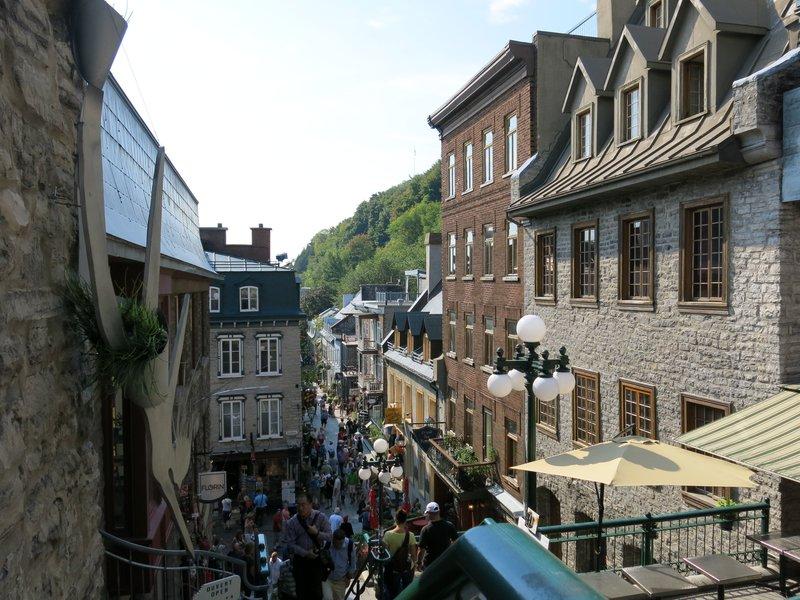 Rue de Petit Champlain