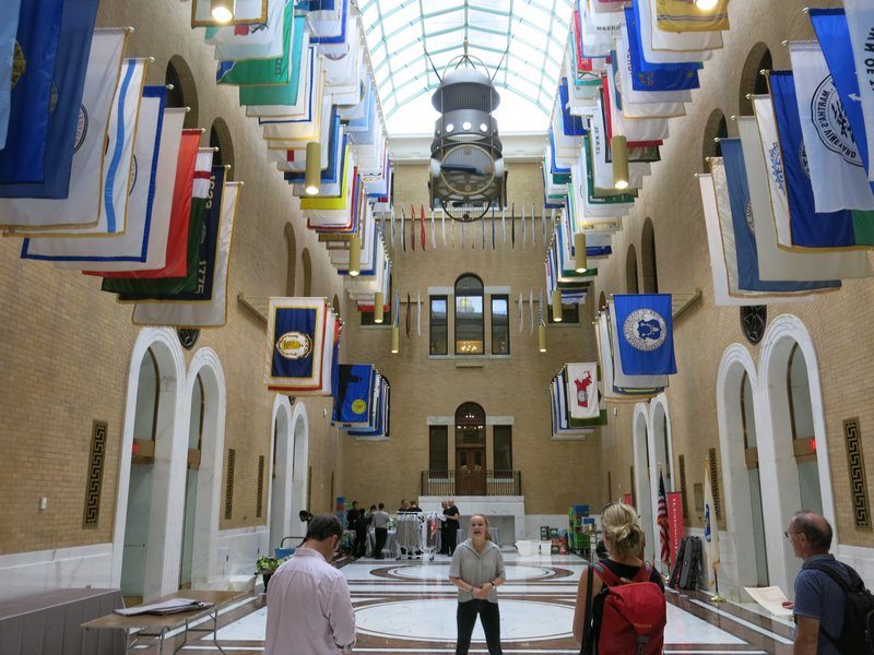 State House Great Hall