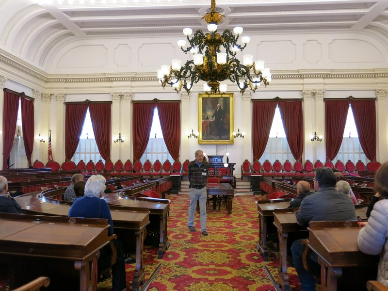 The Representative's Hall