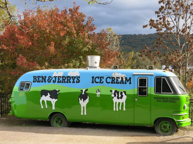 Ben & Jerry's Ice Cream Factory
