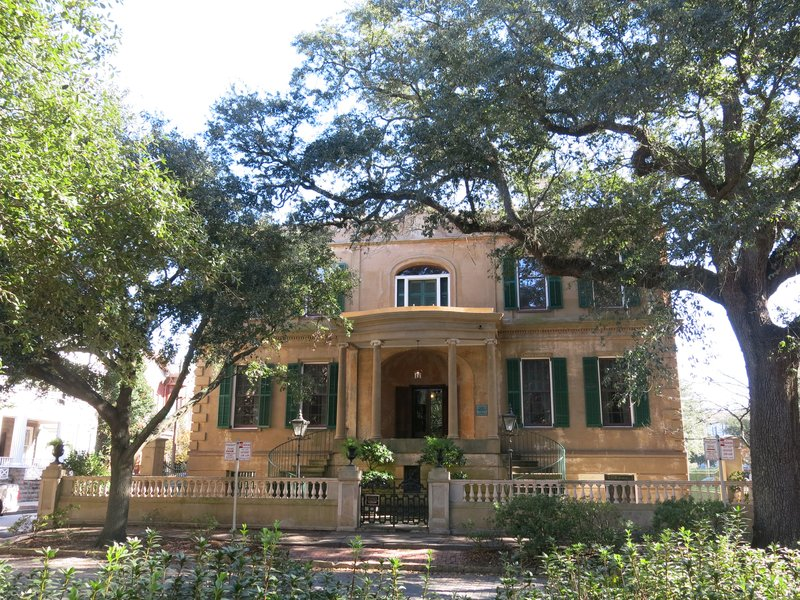 Owens-Thomas house, Savannah