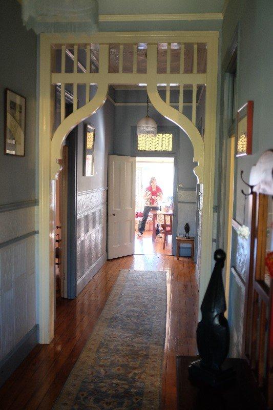 Hallway at Katy's