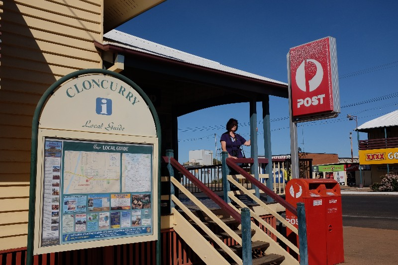 Post Office, Cloncurry