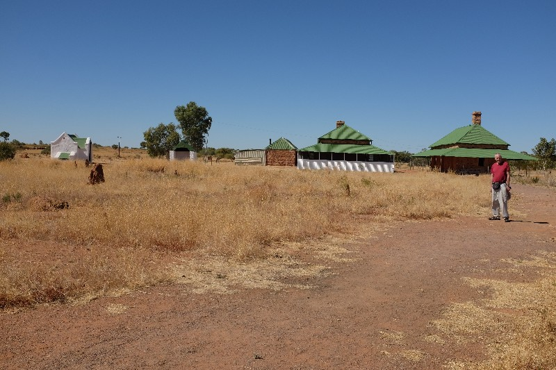 Overland Telegraph Station, Tennant Creek