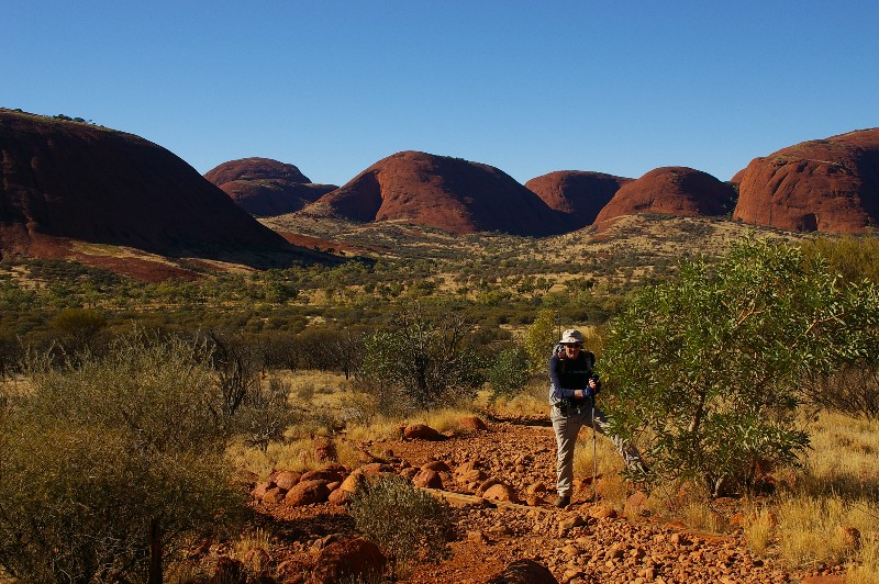 Valley of the Winds walk, Kata Tjuta