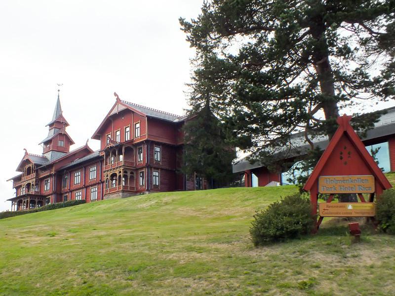 Hotel am Holmenkollen