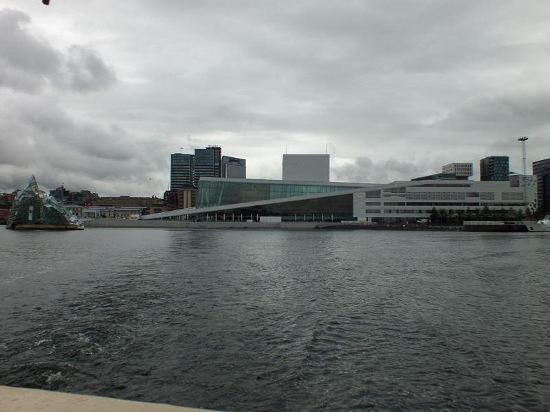 Die Osloer Oper