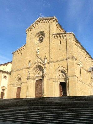 Duomo in Arezzo