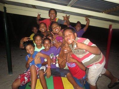 kids at the kemem