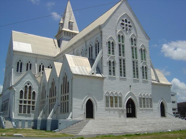 Guyana GT 1
