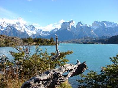 Torres lake view
