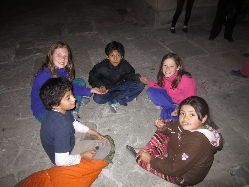 Our friends at Posada