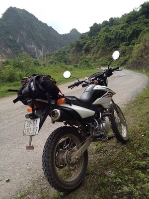 Motorcycle Northern Vietnam, Vietnam MotorcycleRide