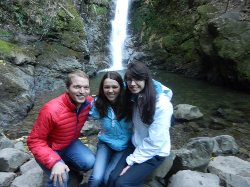 Seal waterfall