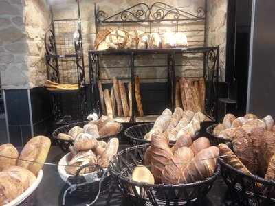 How Parisiens start their day