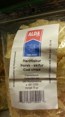 Cod Chips