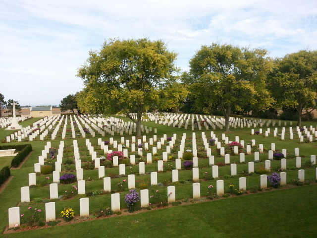 2000 men buried here