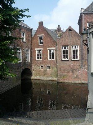 Canal in Den Bosch