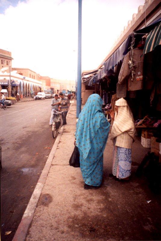 Tiznit street scene