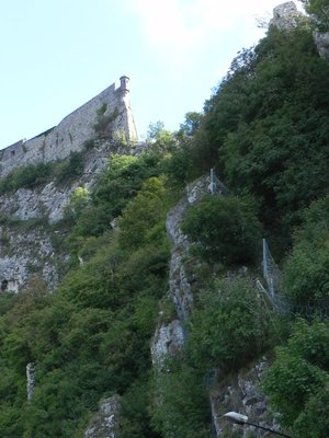 Cliff of the Citadel