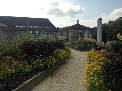 Garden Behind City Hall