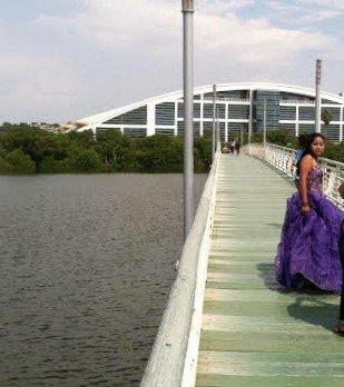 Girl on bridge (3)