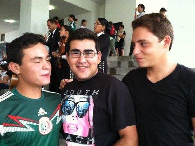 Pablo, Jose Manul and