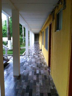 hotel one on in Costa Esmeralda