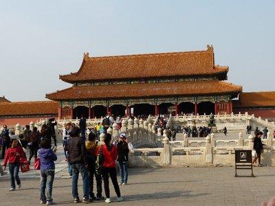Standard Chinese palace architecture