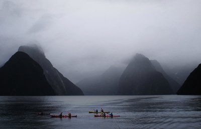 Milford Sound - South Island