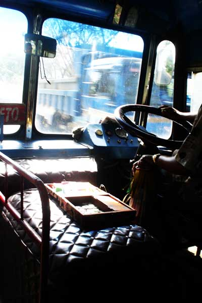 Public bus - Nadi